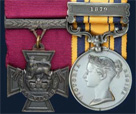 Exhibition of 50 Victoria Crosses from The Ashcroft VC Collection announced